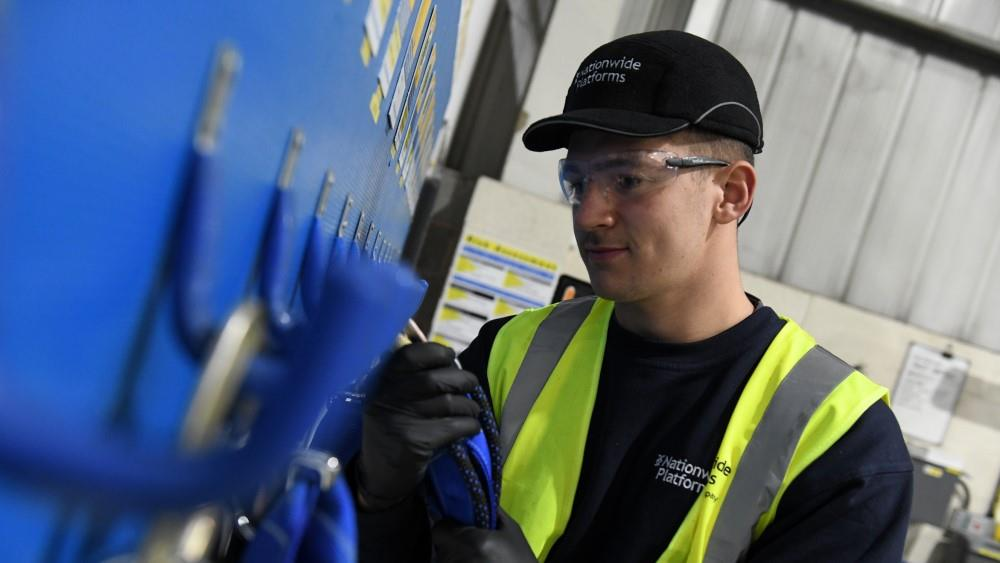 A dozen new Apprentices for Nationwide Platforms image