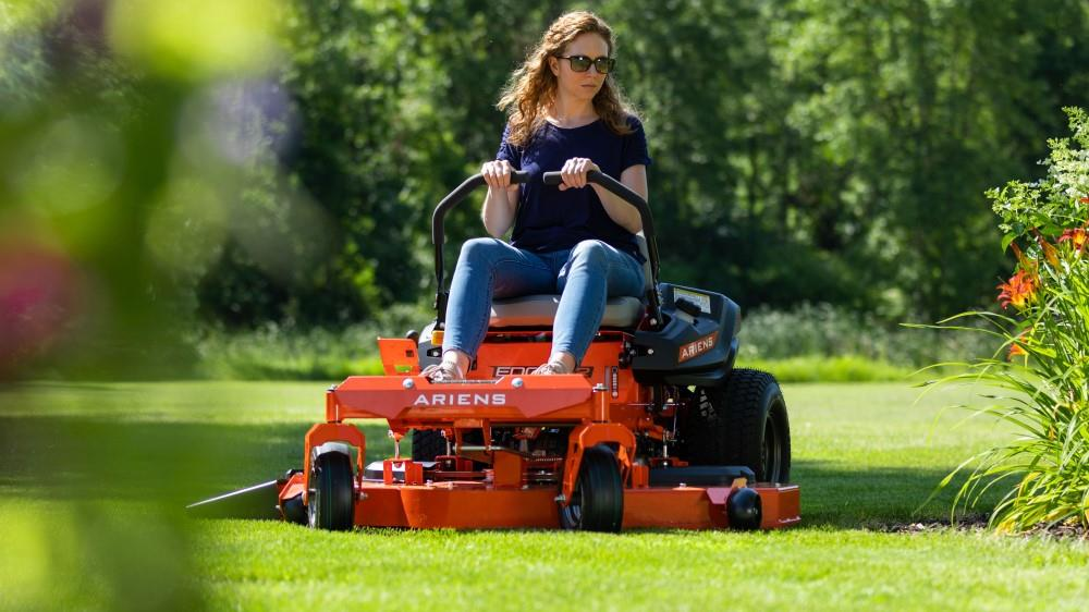 Ariens launches domestic mower image