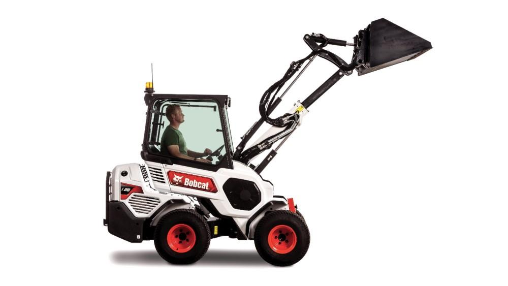 New small loaders from Bobcat image